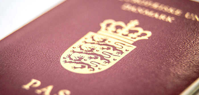 visa passport banner