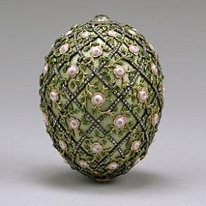 Fabergé og de berømte æg