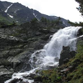 """Gorny Altai i maj – når """"vandfaldene vågner"""""""