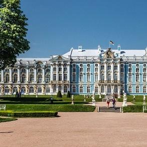 Skt.Petersborgs paladser