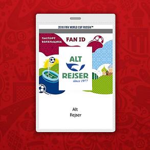VM 2018 Fan ID