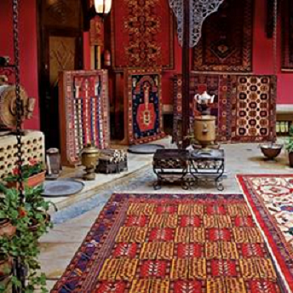 Silkevejens Aserbajdsjan