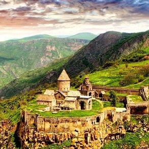 Kaukasus' glemte skatte <span style='color: #ff0000;'>New!</span>