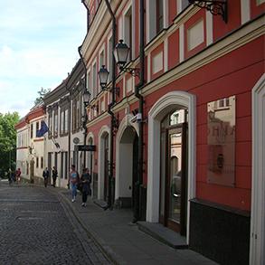 Polen og Baltikum