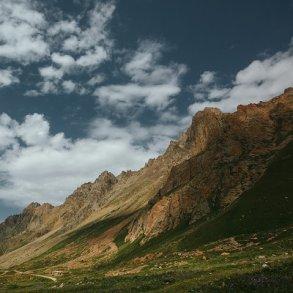 Rejse til Kazakhstan og Kirgisistan