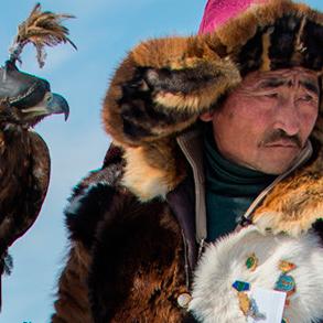 Rejser til Mongoliet