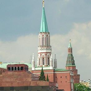 Udflugter i Moskva