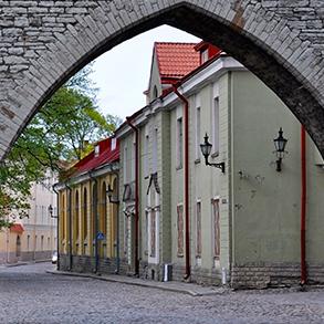 Finskebugtens tre storbyer