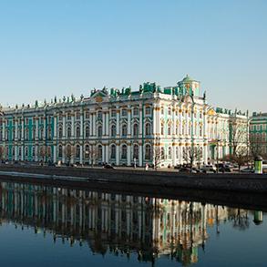 Grupperejser til Skt.Petersborg