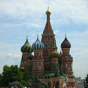 Fra Moskva til Stillehavet – 11 dage