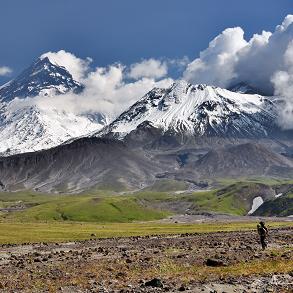 Rejser til Kamchatka