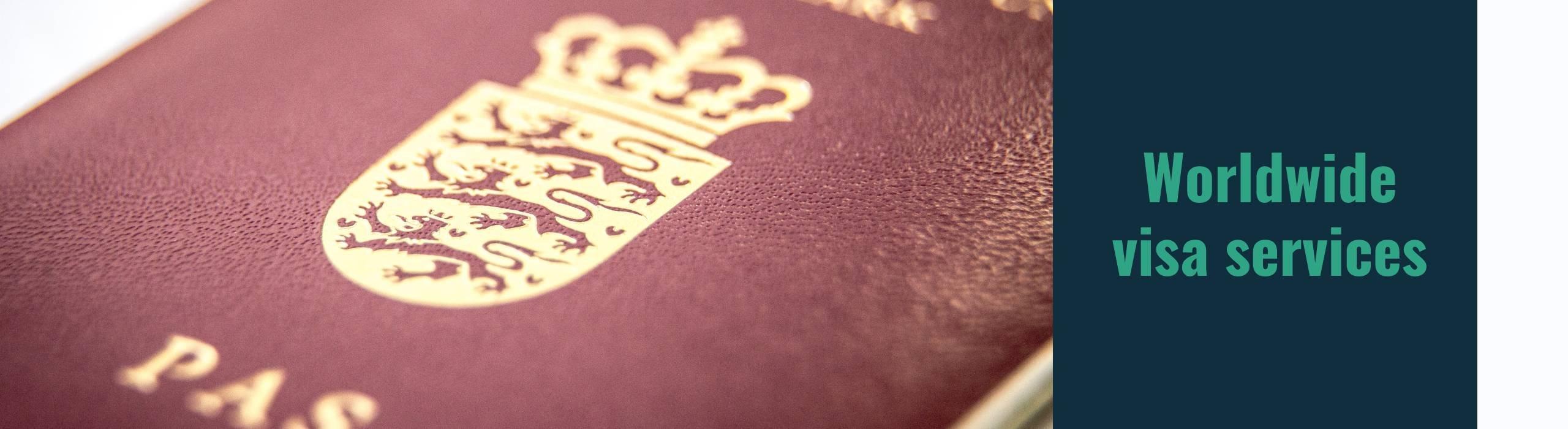Worldwide visa services