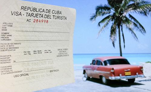 Visum til Cuba - Alt Rejser A/S