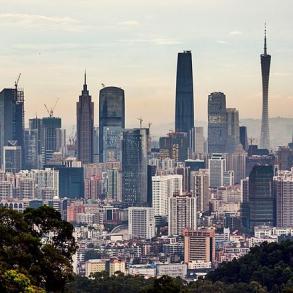 Hongkong, Macau og Guangzhou (Canton) Kina
