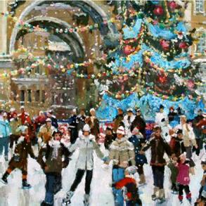 Jul i Skt. Petersborg  <span style='color: #ff0000;'>New!</span>