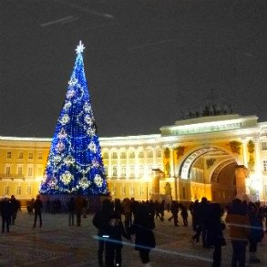 Julekrydstogt til Skt. Petersborg – visumfrit