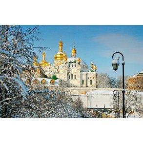 Nytår i Kiev - Ukraine