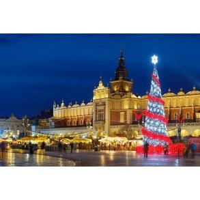 Julemarked Krakow