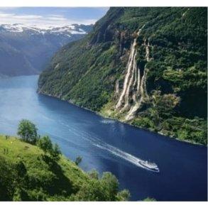 Rejse til Norge