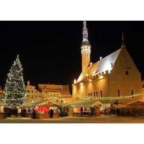 Nytår i Tallin - Estland