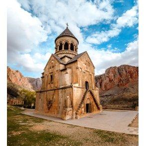 Pakkerejse Armenia, garanterede afgange