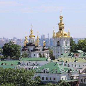 Weekend i Kiev