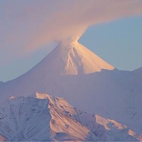 Kamchatka - Vulkanernes land