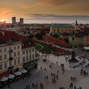 Weekend i Warszawa