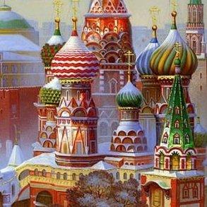 Vinterrejse til Moskva   <span style='color: #ff0000;'>New!</span>